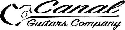 Canal Guitars Company-logo